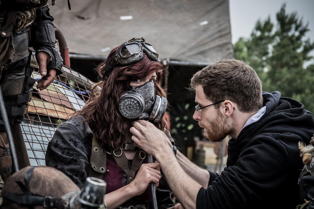 Mask adjustments